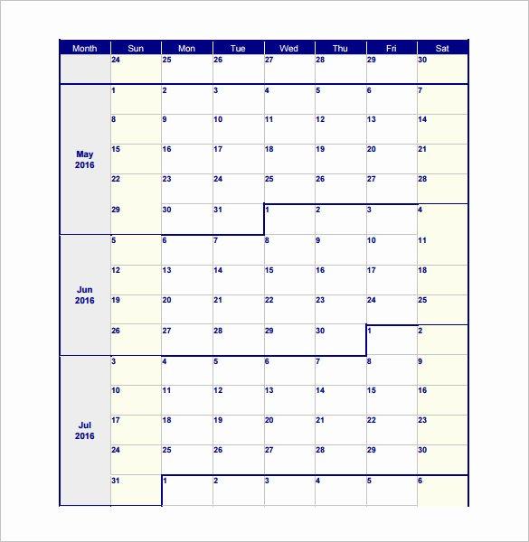 17 Blank Work Schedule Templates Pdf Doc