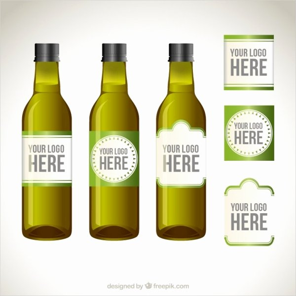 17 Bottle Label Templates Free Psd Ai Eps format