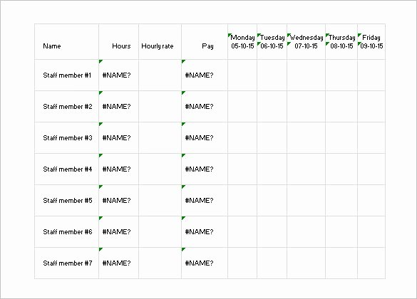 17 Daily Work Schedule Templates & Samples Doc Pdf