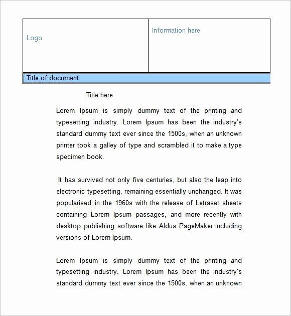 17 Fact Sheet Templates – Free Samples Examples & format