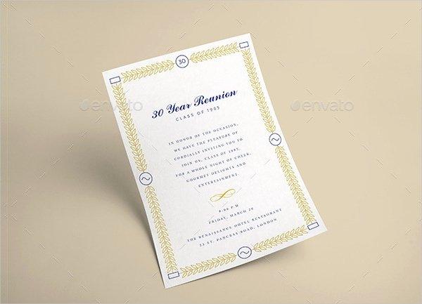 17 Ficial Invitation Template Psd Ai Vector Eps