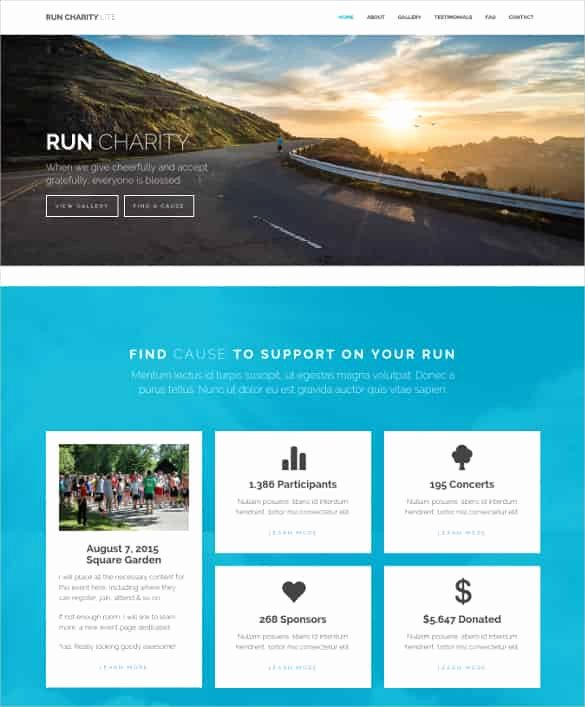 17 Free Bootstrap themes & Templates
