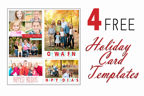 17 Holiday Card Shop Templates Free Free