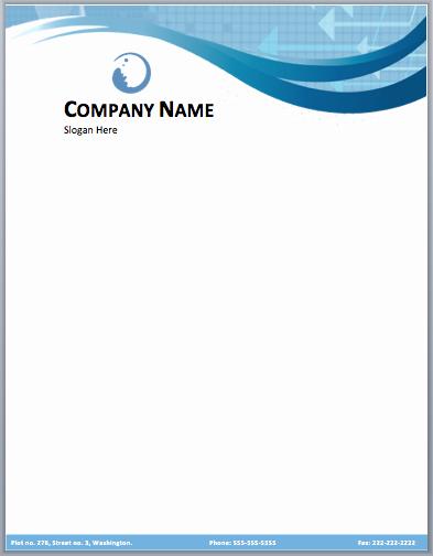 17 Pany Letterhead Templates Excel Pdf formats