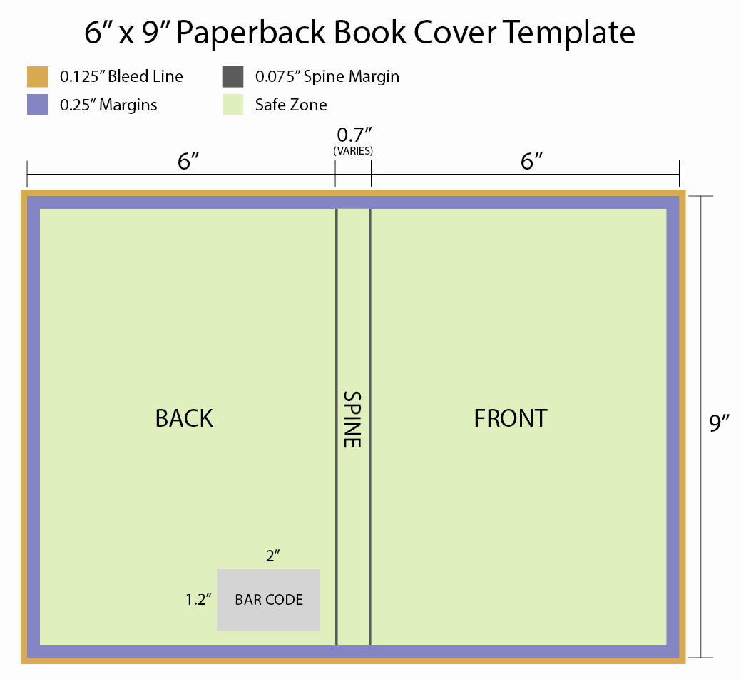 17 Paper Book Cover Template Memory Book Cover