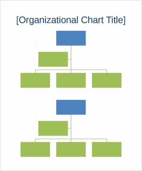 17 Sample organizational Chart Templates – Pdf Word