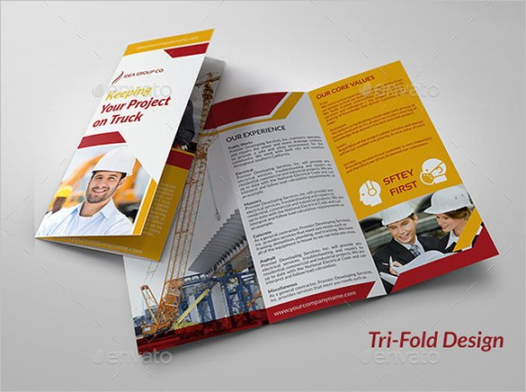 17 top Construction Pany Brochure Templates