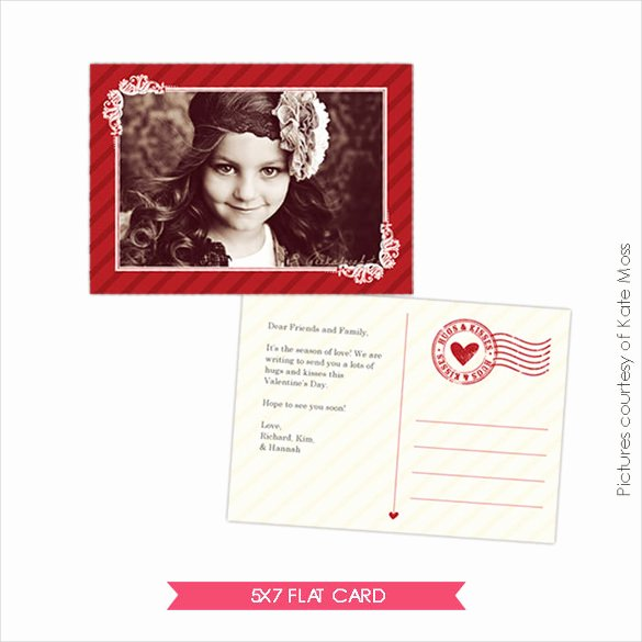 18 5×7 Postcard Templates – Free Sample Example format