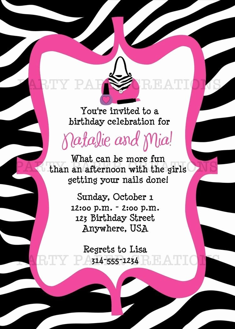 18 Birthday Invitation Templates 18 Birthday Invitation