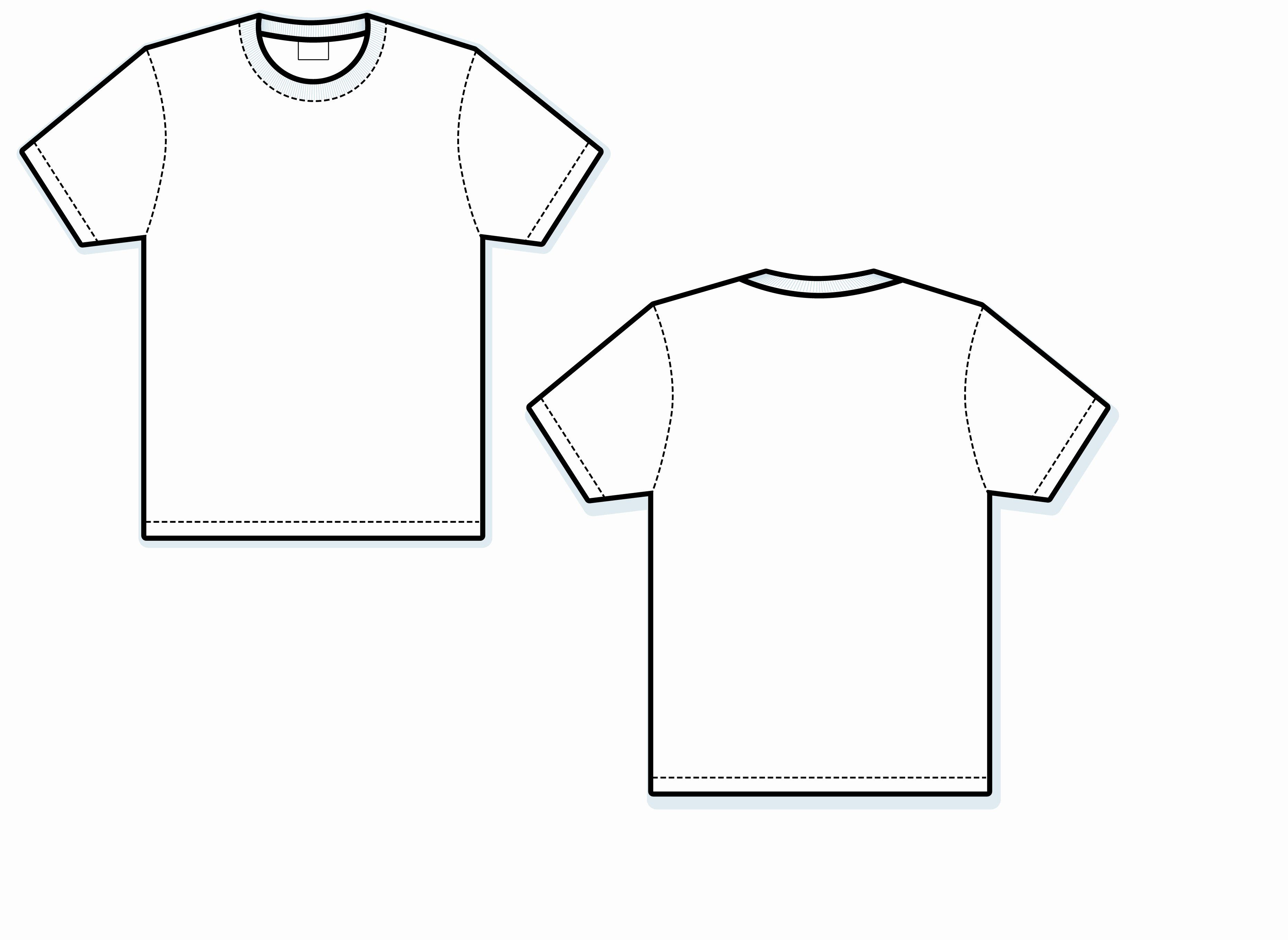 18 Blank T Shirt Vector Blank T Shirt Template