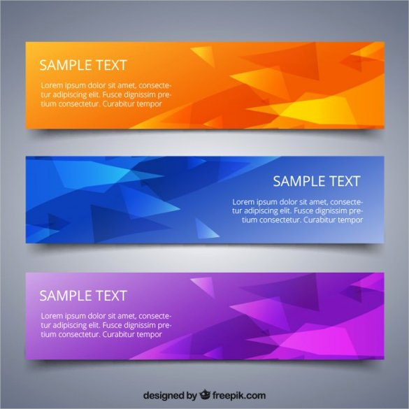 18 Free Banner Templates – Free Sample Example format