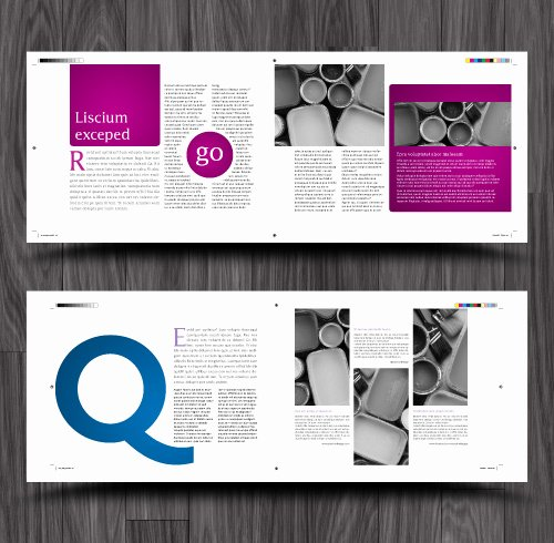 18 Free Downloadable Indesign Layout Templates
