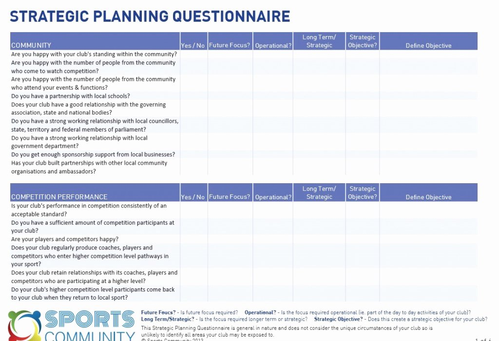 18 Free Plan Templates Excel Pdf formats