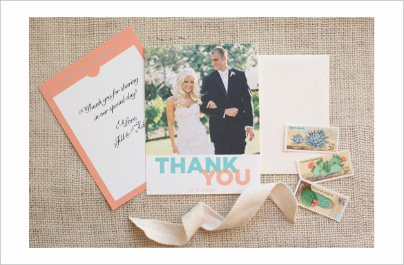 18 Graphy Thank You Cards Psd Ai