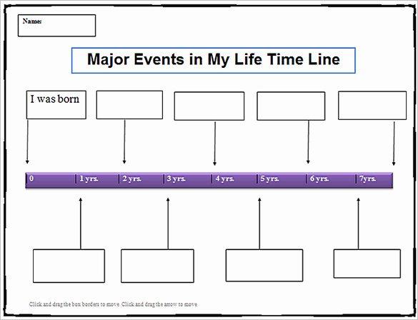 18 Personal Timeline Templates Doc Pdf