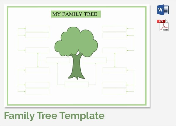18 Sample Family Tree Chart Templates