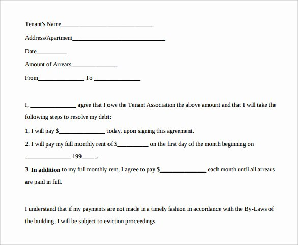 18 Sample Payment Agreements
