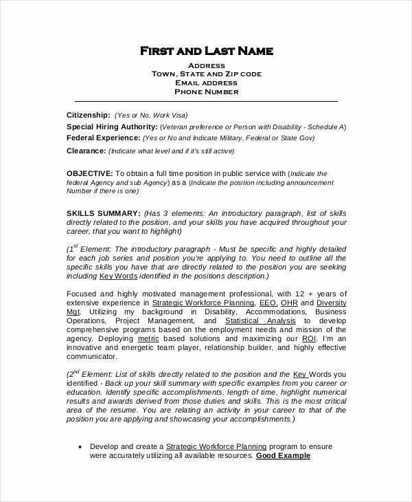 18 Sample Resume Objectives Pdf Doc