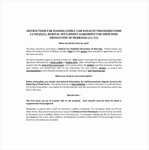 18 Settlement Agreement Templates Word Pdf Pages