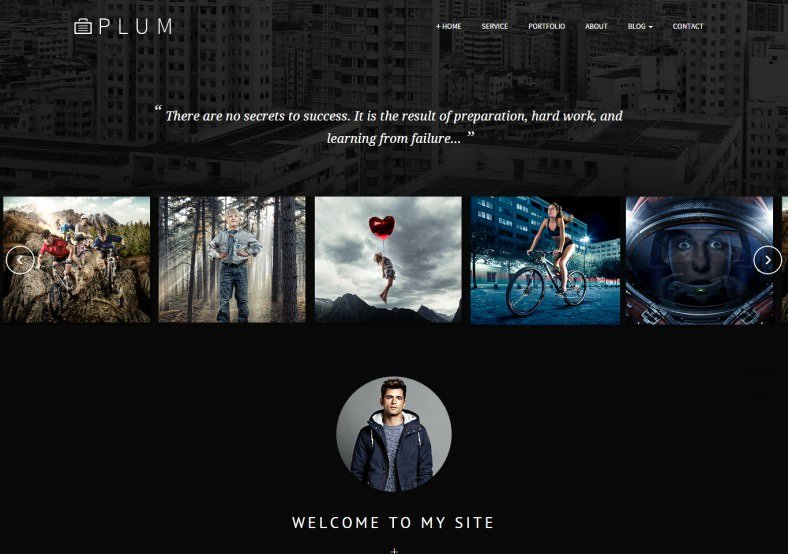 19 Best HTML Gallery Templates & themes