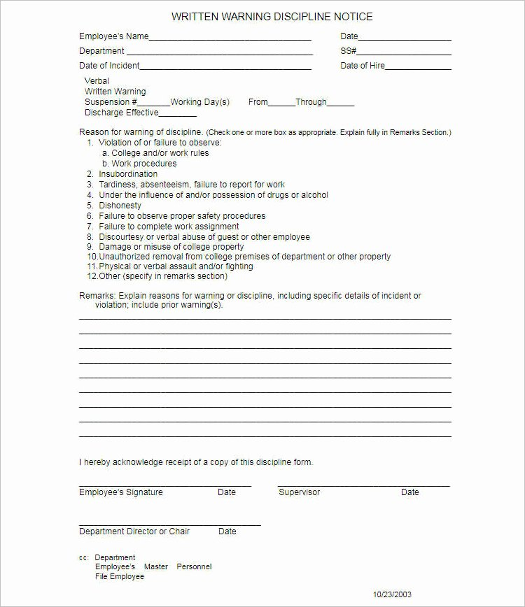 19 Employments Write Up form Template Free Doc Excel formats