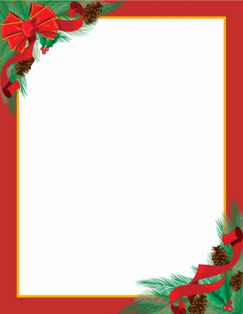 19 Free Christmas Letter Templates Downloads Free