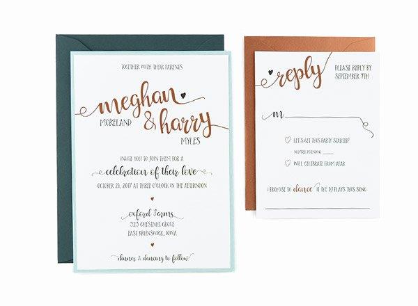 19 Free Wedding Invitations Fully Editable
