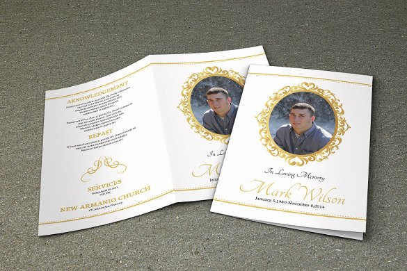 19 Funeral Brochure Templates