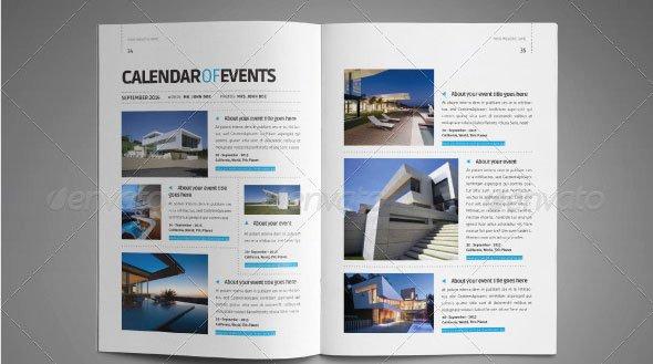 19 Minimal Indesign Magazine Templates – Desiznworld