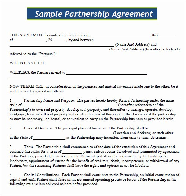 19 Perfect Examples Of Business Contract Templates Thogati