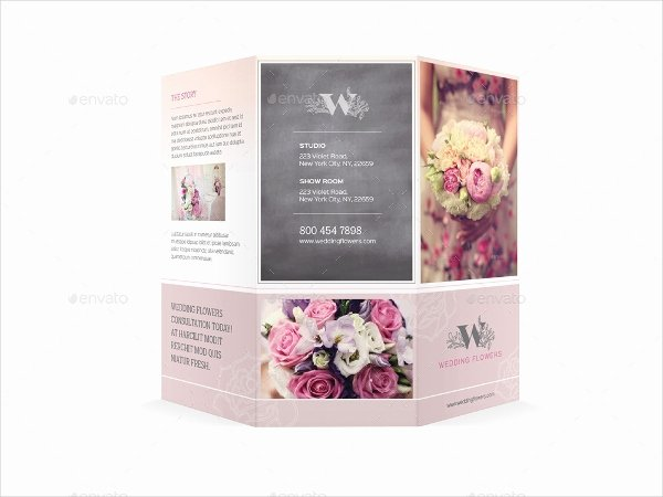 19 Wedding Planner Brochure Designs & Templates Psd Ai