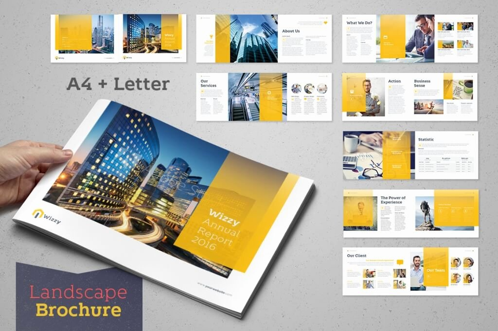 20 Annual Report Templates top Digital Agency
