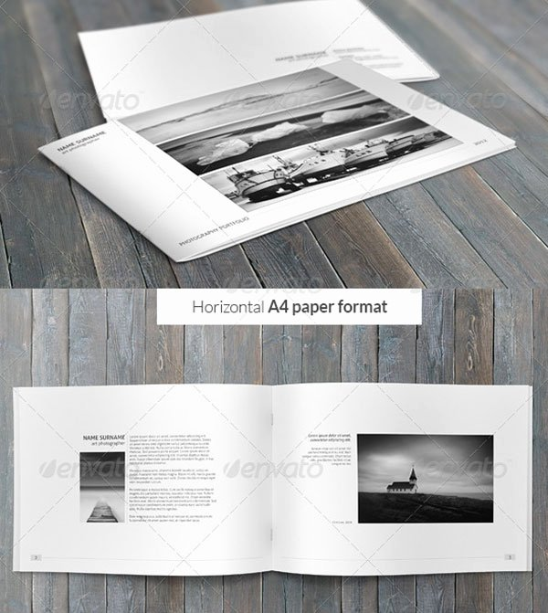 20 Awesome Indesign & Psd Graphy Brochure Templates