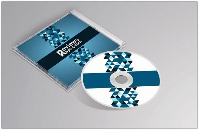 20 Cd Dvd Cover Mockups [psd Templates]