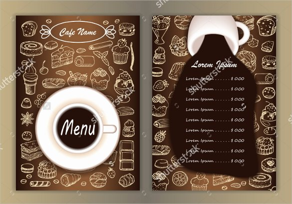 20 Coffee Menu Templates – Free Sample Example format