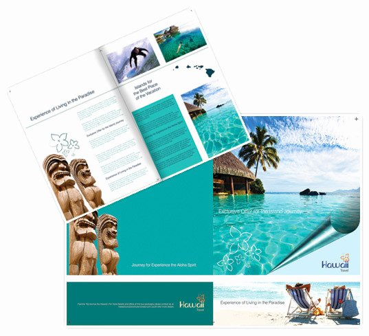 20 Cool Vacation Brochures Templates