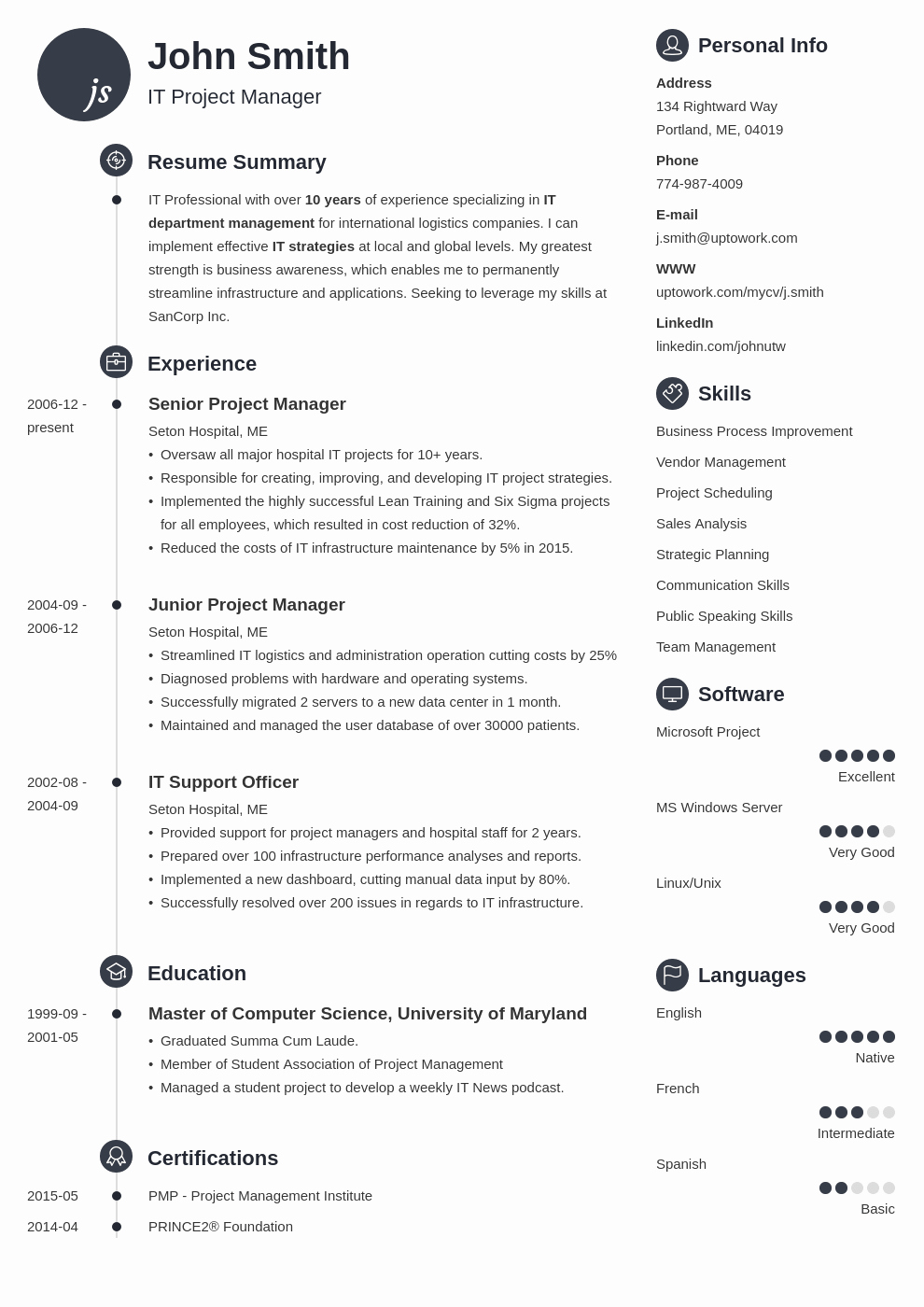 20 Cv Templates Create A Professional Cv & Download In 5