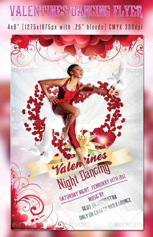 20 Dance Flyer Free Psd Free Psd Flyer Templates