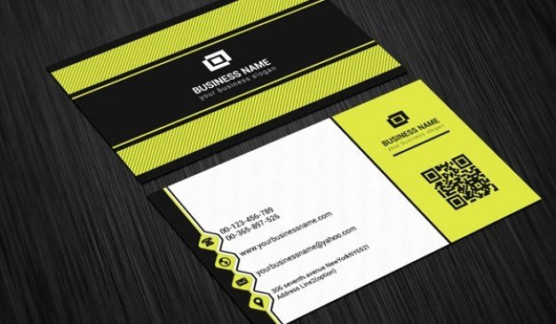 20 Examples Of Professional Business Card Designs