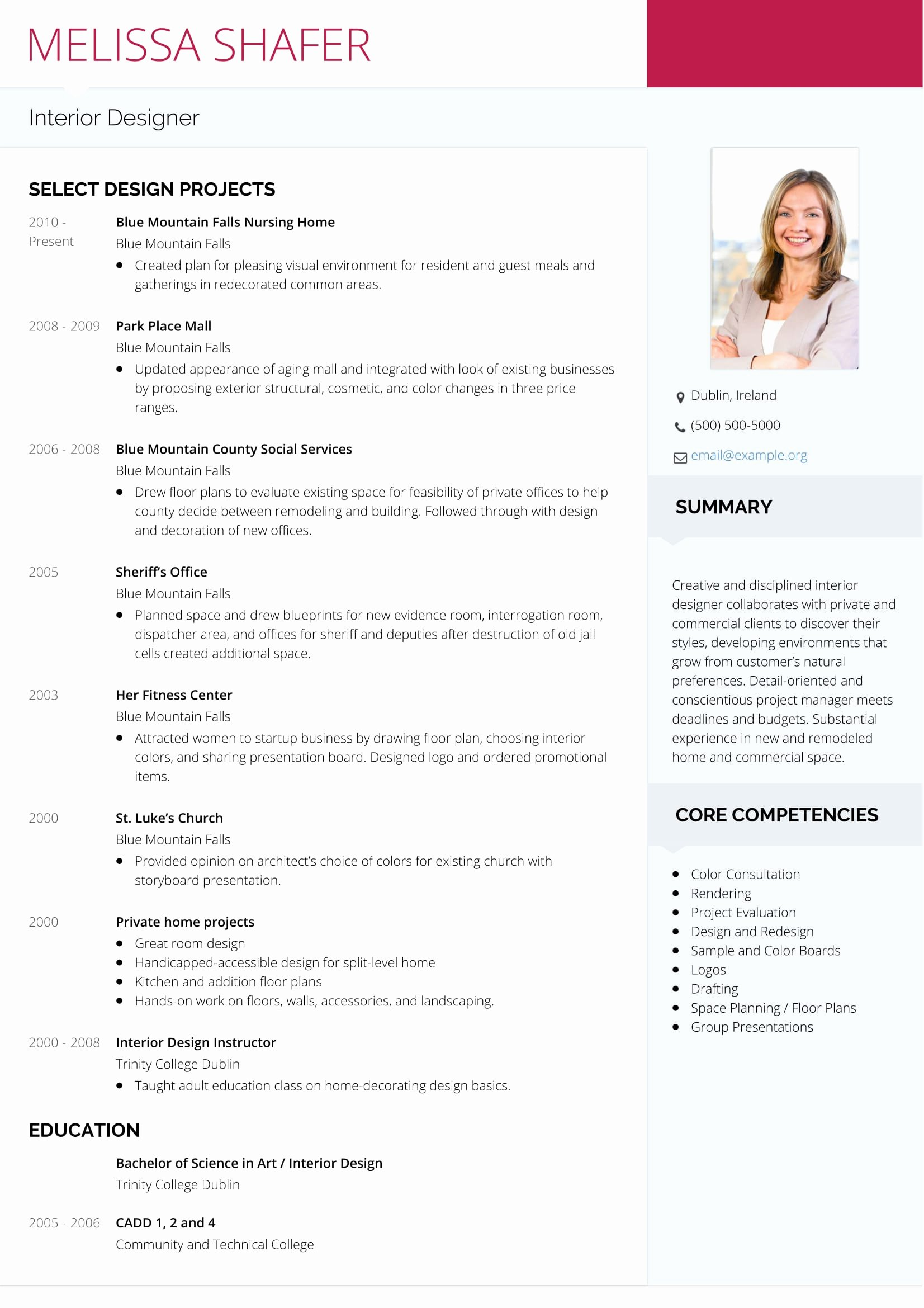 20 Eye Catching Designer Resume Templates to Get A Job