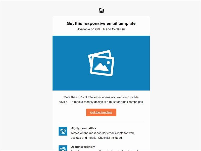 20 Free Email Newsletter Templates for 2018