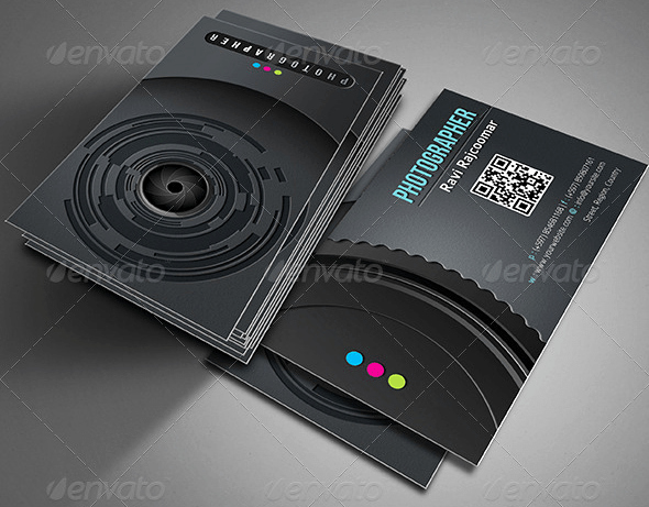20 Graphy Business Card Free Psd Download Templates