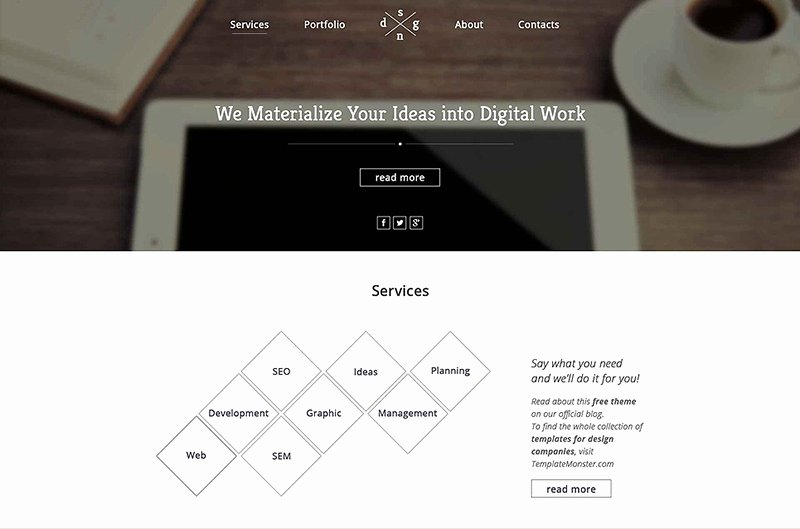 20 HTML5 E Page Templates