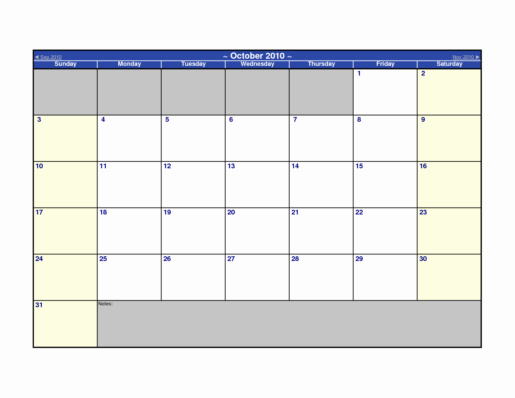 20 Microsoft Blank Calendar Template Microsoft