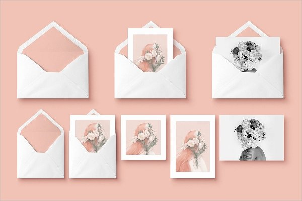 20 Printable Envelope Templates Free Psd Ai Eps