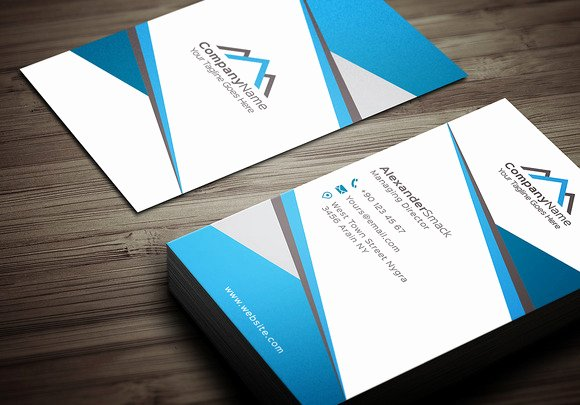 20 Real Estate Business Card Templates