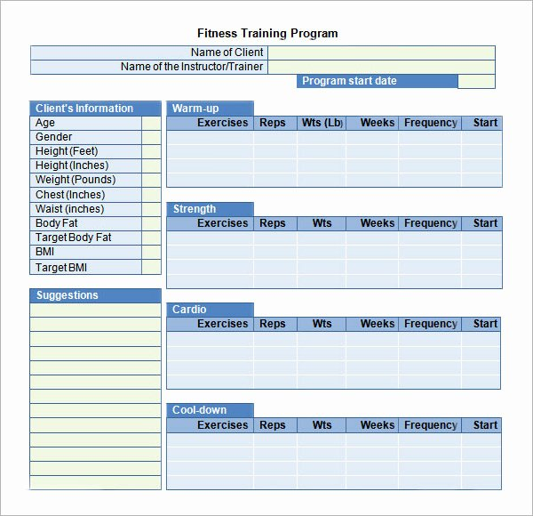 20 Sample Training Plan Templates to Free Download