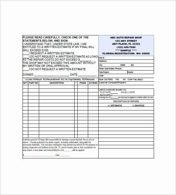 20 Small Business Invoice Templates – Pdf Word Excel
