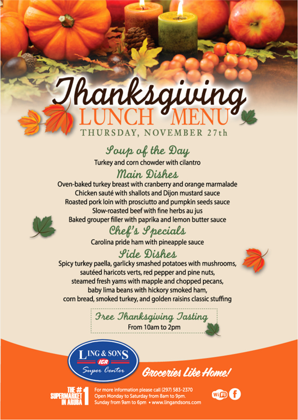 20 Thanksgiving Campaign Ideas Including Examples and