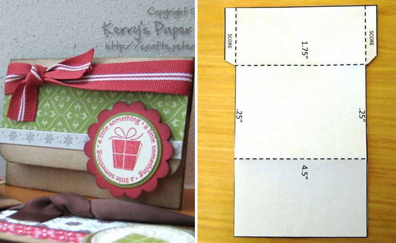 20 Ways to Make Your Own Gift Card Holders